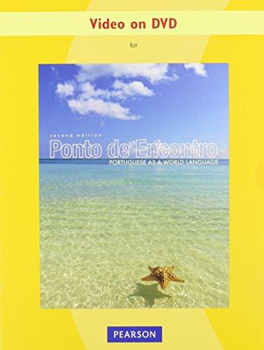 Video on DVD for Ponto de Encontro Format: DVD: Jouët-Pastré, Clémence de^Klobucka, Anna^Sobral, ...