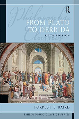 9780205783861: Philosophic Classics: From Plato to Derrida (Philosophic Classics (Pearson))