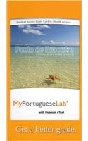 9780205784929: MyPortugueseLab with Pearson eText -- Access Card -- for Ponto de Encontro: Portuguese as a World Language (one semester Access) (2nd Edition)