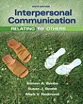 9780205786305: Interpersonal Communication: Relating to Others with MyCommunicationLab and Pearson eText (6th Edition)