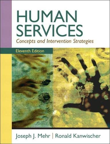9780205787265: Human Services: Concepts and Intervention Strategies (11th Edition)