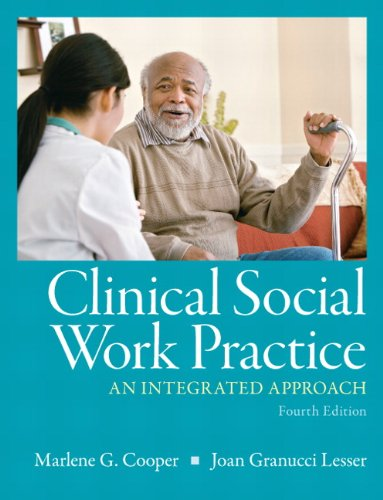 9780205787289: Clinical Social Work Practice: An Integrated Approach (4th Edition)