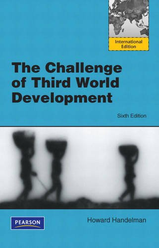 9780205788248: Challenge of Third World Development: International Edition 6ed