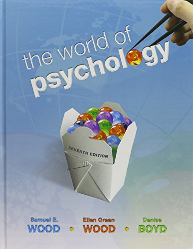 9780205789108: The World of Psychology with MyPsychLab with Pearson eText Student Access Code Card (7th Edition)