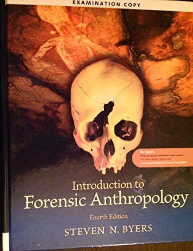 9780205790159: Introduction to Forensic Anthropology