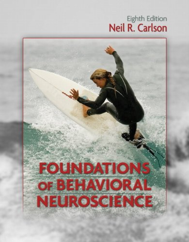 9780205790357: Foundations of Behavioral Neuroscience (8th Edition)