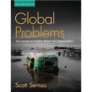 9780205790463: Global Problems: The Search for Equity, Peace, and Sustainability, Books a la Carte Plus MySocKit (2nd Edition)