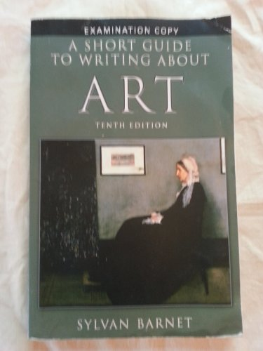 9780205790524: Short Guide to Writing about Art