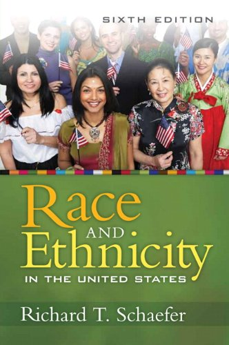 9780205790616: Race and Ethnicity in the United States (6th Edition)