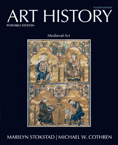 Art History Portable Edition, Book 2 : Medieval Art (Fourth edition)