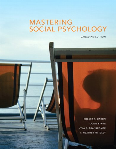9780205791361: Mastering Social Psychology, First Canadian Edition with MyPsychLab