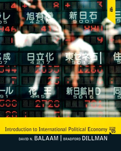 9780205791385: Introduction to International Political Economy (5th Edition)