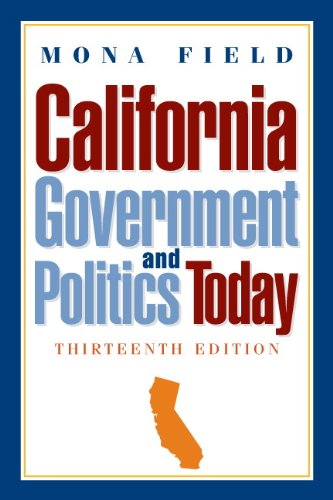 9780205791460: California Government and Politics Today (13th Edition)