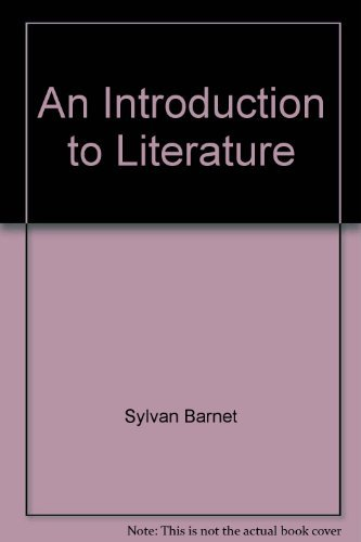 9780205791866: An Introduction to Literature