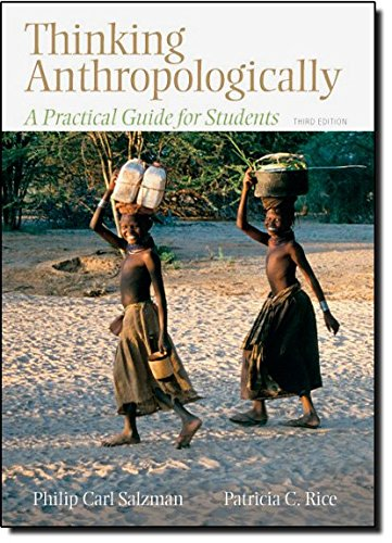 9780205792719: Thinking Anthropologically: A Practical Guide for Students (Mysearchlab Series for Anthropology)