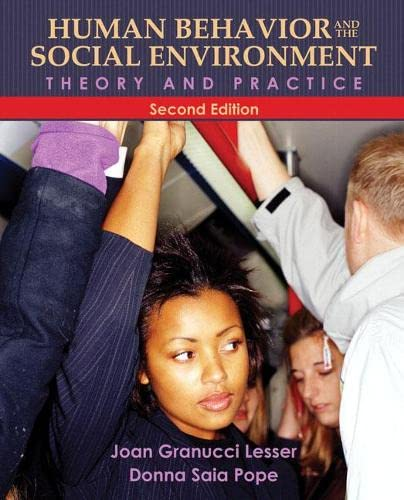 9780205792740: Human Behavior and the Social Environment: Theory and Practice (2nd Edition)