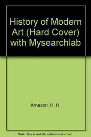 9780205793655: History of Modern Art (Hard cover) with MySearchLab (6th Edition)