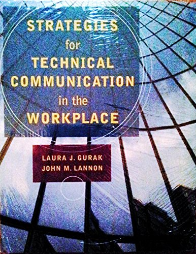 9780205793723: Strategies for Technical Communication in the Workplace [With Access Code]