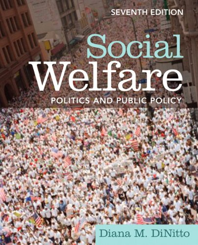 9780205793846: Social Welfare: Politics and Public Policy (7th Edition)