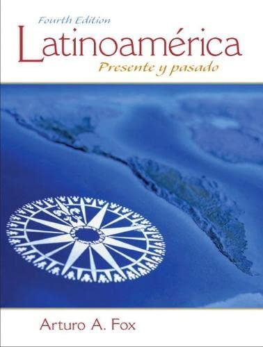 9780205794263: Latinoamérica:Presente y pasado