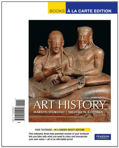 9780205795574: Art History, Volume 1, Books a la Carte Edition (4th Edition)