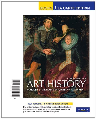 9780205795581: Art History, Volume 2, Books a la Carte Edition (4th Edition)