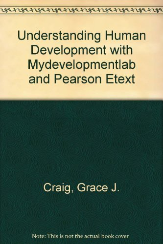 9780205796038: Understanding Human Development with MyDevelopmentLab and Pearson eText (2nd Edition)