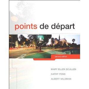 9780205796267: Points de départ (Annotated Instructor's Edition)