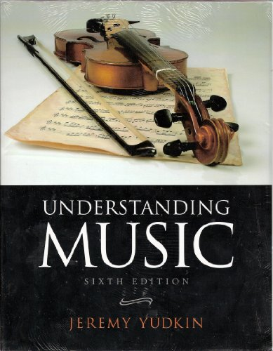 9780205796595: Understanding Music (with Student Collection, 3 CDs) (6th Edition)