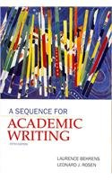 Sequence for Academic Writing, Writing Research Papers: A Complete Guide, and MyCompLab with ...