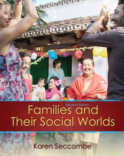 9780205797745: Families and their Social Worlds (2nd Edition)