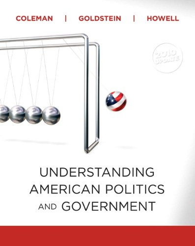 9780205798308: Understanding American Politics and Government, 2010 Update Edition
