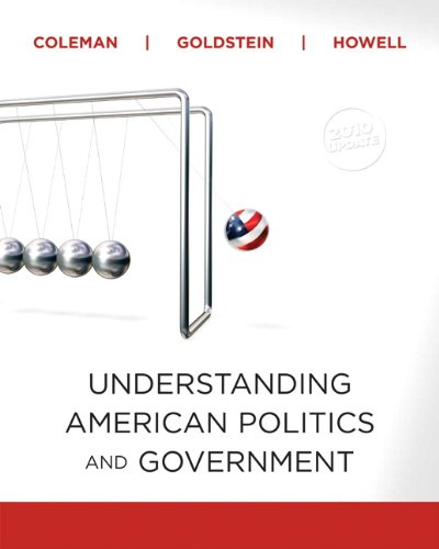 9780205798315: Understanding American Politics and Government, 2010 Update Edition (Paperback)