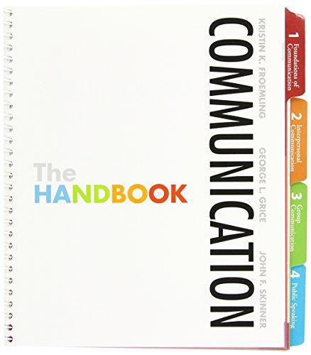 Communication: The Handbook with MyCommunicationLab and Pearson: Kristin K. Froemling,
