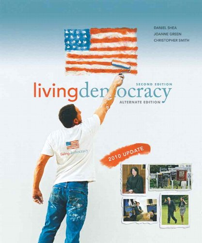 9780205799923: Living Democracy, 2010 Update Edition, Alternate Edition (2nd Edition)