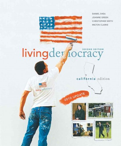 9780205799947: Living Democracy, 2010 Update Edition, California Edition (2nd Edition)