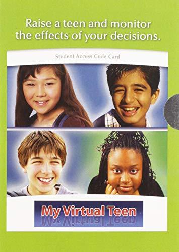 9780205800834: MyVirtualTeen -- Valuepack Access Card