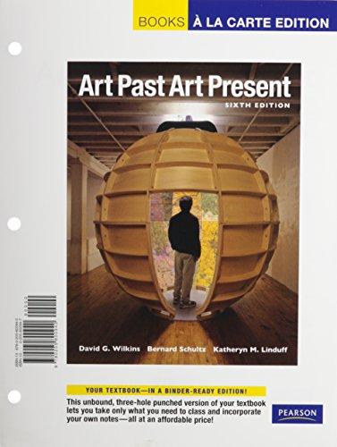 Art Past, Art Present, (6th Edition) [Nov