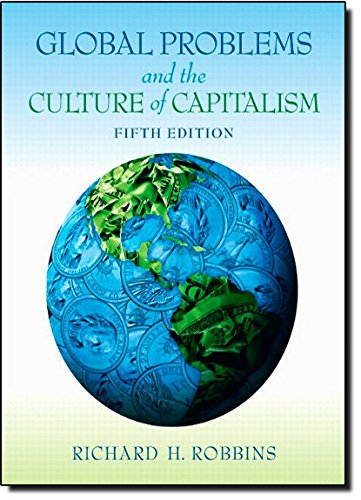 9780205801053: Global Problems and the Culture of Capitalism (5th Edition)