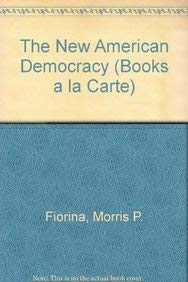 9780205802210: New American Democracy, The, Books a la Carte Plus MyPoliSciLab -- Access Card Package (7th Edition)