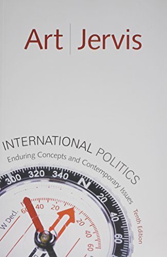 9780205802968: International Politics: Enduring Concepts and Contemporary Issues with MyPoliSciKit (10th Edition)