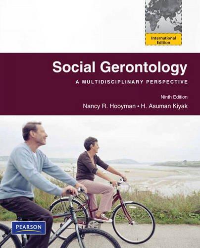 9780205806393: Social Gerontology: A Multidisciplinary Perspective: International Edition