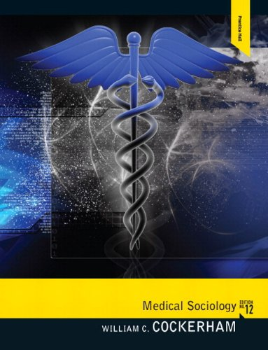 9780205806447: Medical Sociology Plus MySearchLab with eText -- Access Card Package (12th Edition)