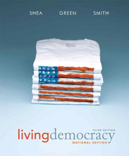 9780205806713: Living Democracy, National Edition