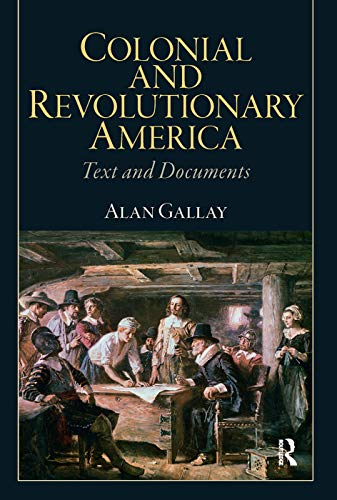 9780205809691: Colonial and Revolutionary America