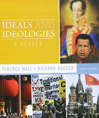 9780205810260: Ideals and Ideologies: A Reader with Political Ideologies and the Democratic Ideal and MyPoliSciKit (8th Edition)