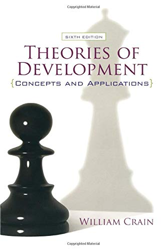 9780205810468: Theories of Development: Concepts and Applications