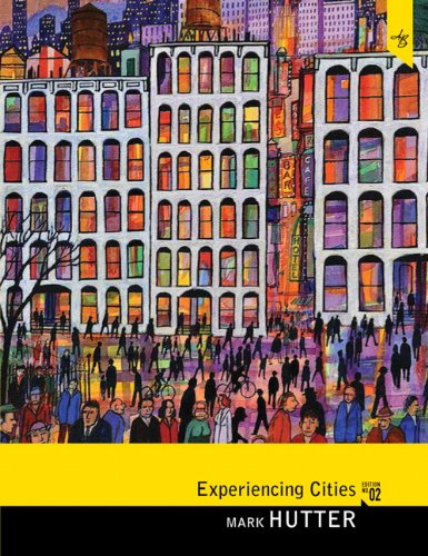 9780205816859: Experiencing Cities (2nd Edition)