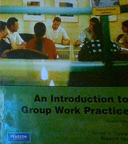9780205820061: Introduction to Group Work Practice