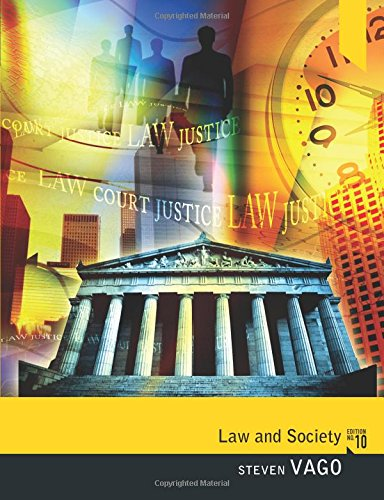 9780205820382: Law and Society